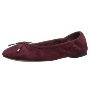 NWT 206 Collective Red Madison ballet flat 6